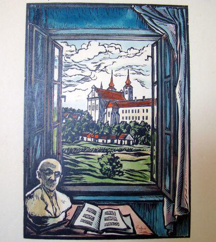 Otokar Březina a klášter Nová Říše