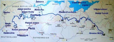 Schwarzenberský plavební kanál