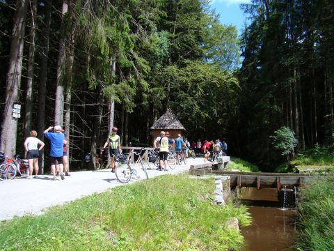 Rosenauerova kaplička u Jezerního smyku