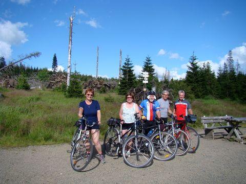 na Černé hoře - tentokrát na kolech