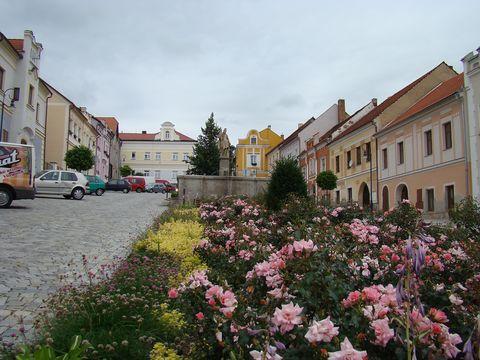 náměstí ve Vimperku 2