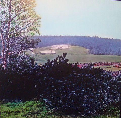 stará fotografie Březníku