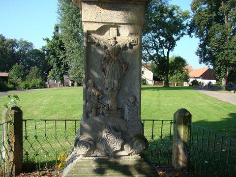 svatá Starosta ve Vesci u Sobotky