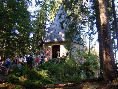 Mariánská kaple u Haidmühle