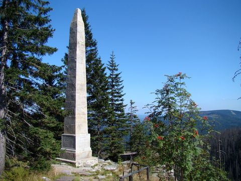 památník Adalberta Stiftera