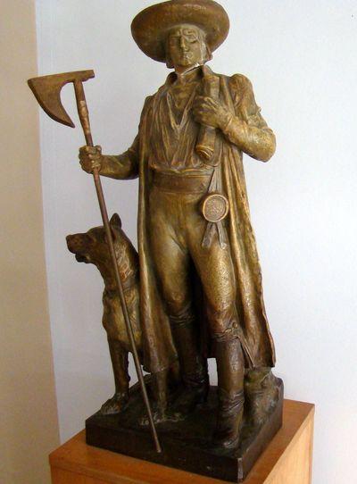 socha Jana Sladkého Koziny