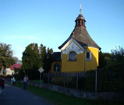 kaple sv. Prokopa