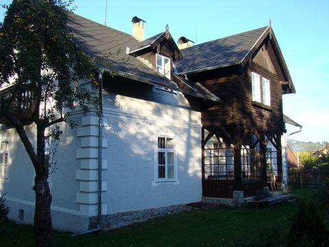 vila Jaroslava Špillara