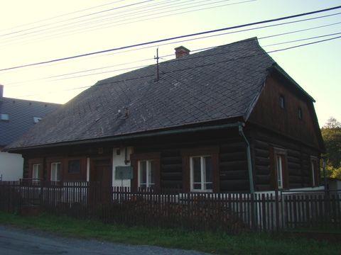 rodný dům Jana Františka Hrušky