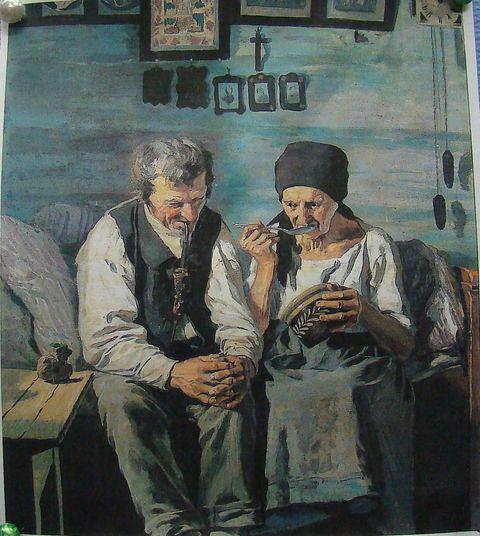 Výměnkáři, J. Špillar