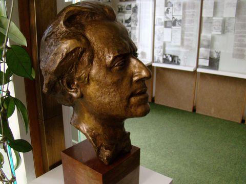 Gustav Mahler v humpolecké expozici