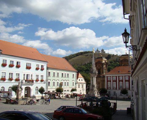 náměstí v Mikulově