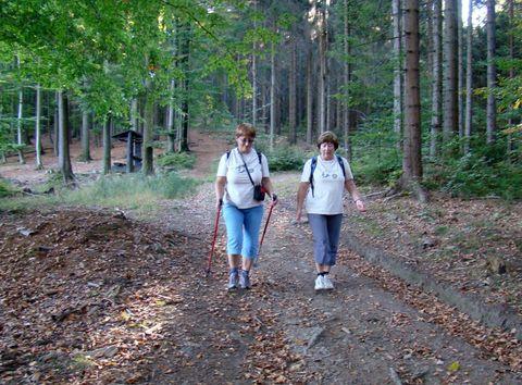 procházka Pecáckou cestou z Čerchova do Pece