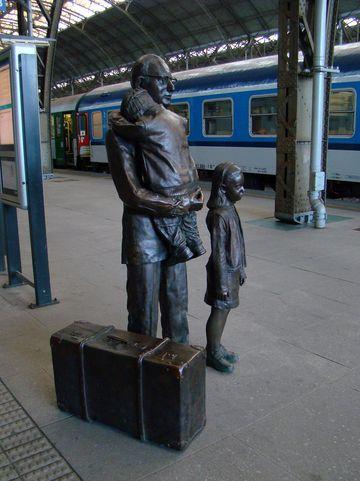 Nicholas Winton s dětmi