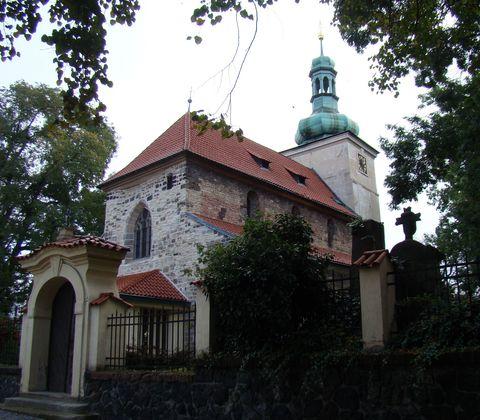 jeden z nejstarších kostelů zasvěcených sv. Václavovi