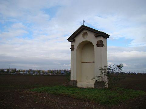 kaple zvaná Jeníkovská