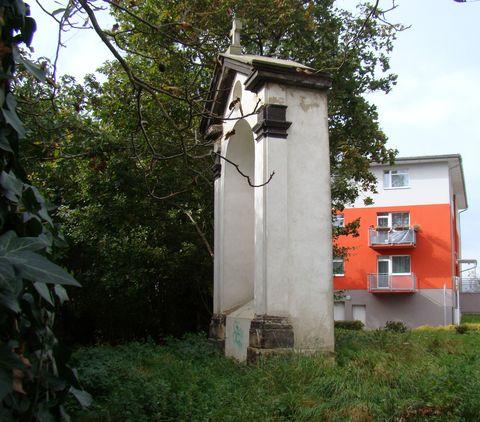 kaple ve Vinoři