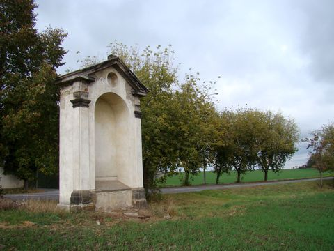 kaple Svatokřížská