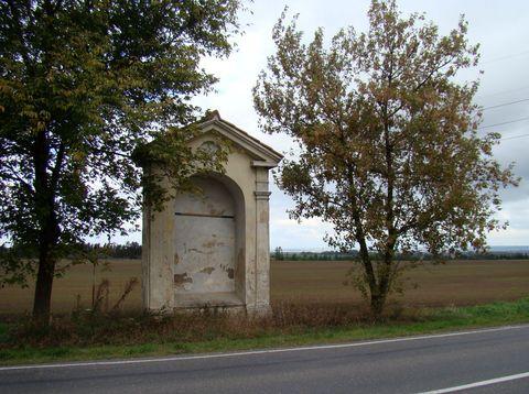 kaple Římovská