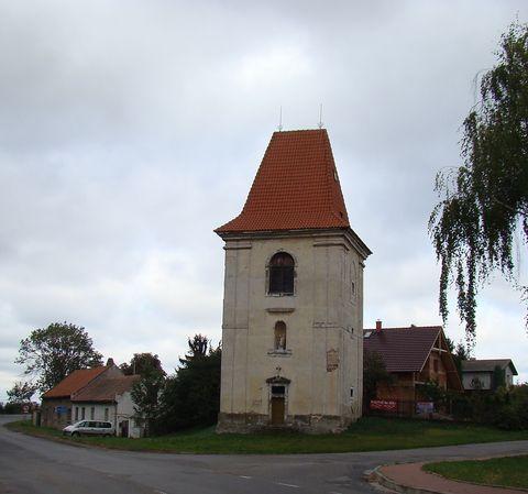 věž v Dřevčicích