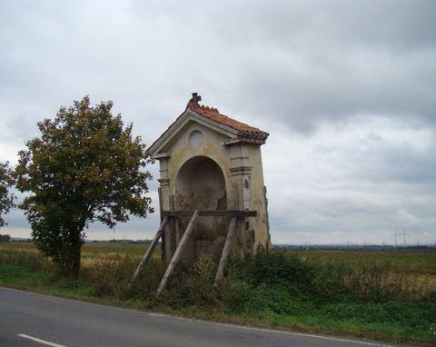 kaple Strašenská