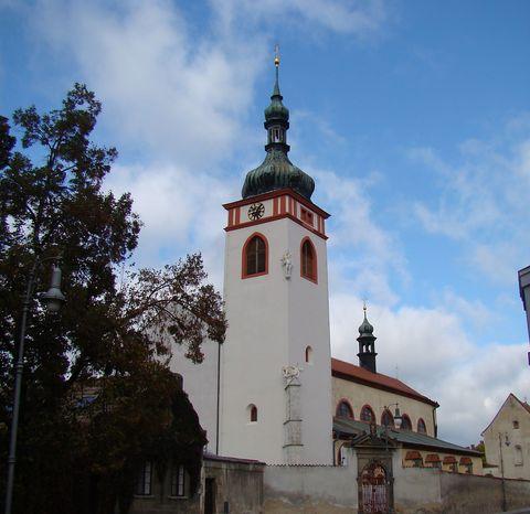kostel sv. Václava ve Staré Boleslavi