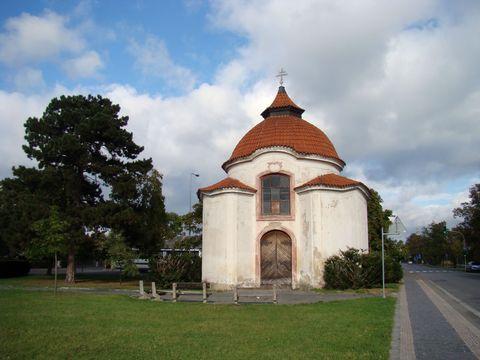 kaple blahoslaveného Podivena ve Staré Boleslavi