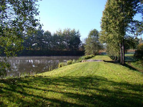 slunečné sobotní ráno u světelských rybníků