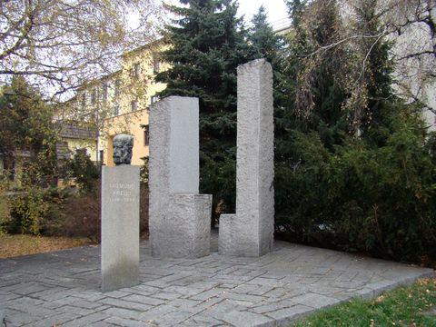 Freudův památník v Příboře