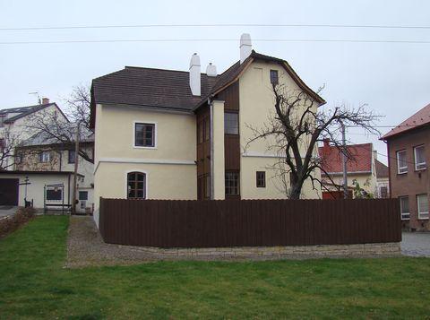 rodný dům S. Freuda je opravený