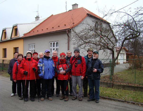 rodný dům Emila Zátopka v Kopřivnici
