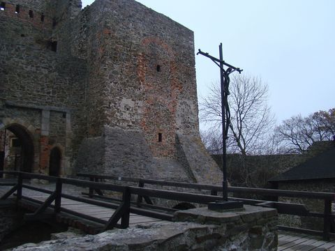 kříž z roku 1997