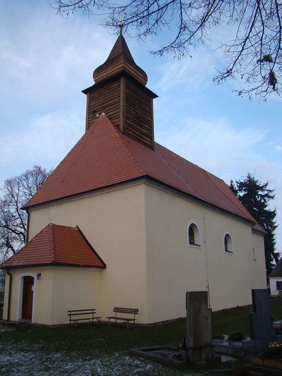kostel sv. Jakuba Staršího v Jakubově