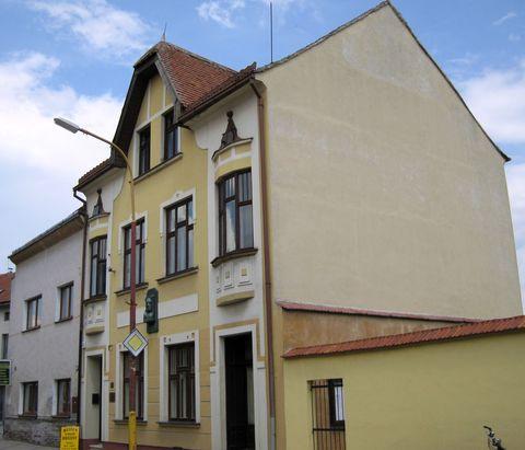 muzeum Otokara Březiny v Jaroměřicích