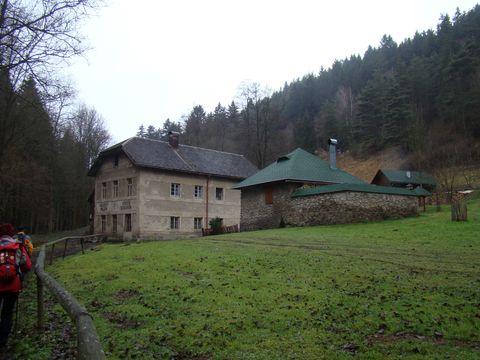 Vidourkův mlýn na Doubkově