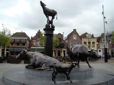 náměstí v Purmerendu - Kravský trh 2
