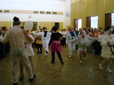 Třebíčští zaujali svými kreacemi oděvními i tanečními