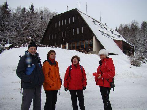 zimní idylka na Čeřínku