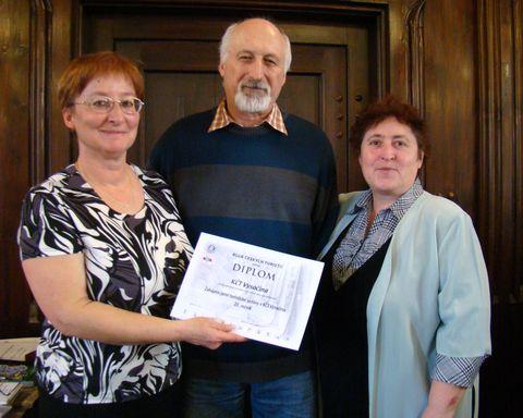 oblast dostala diplom za uspořádání 20 ročníků Zahájení jarní turistické sezóny