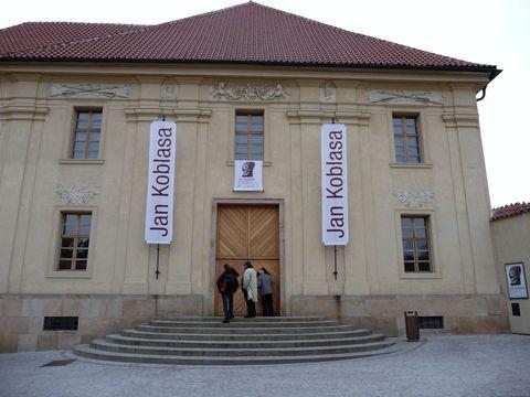 Jízdárna Pražského hradu