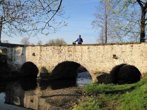 Svatoš na mostě :-))