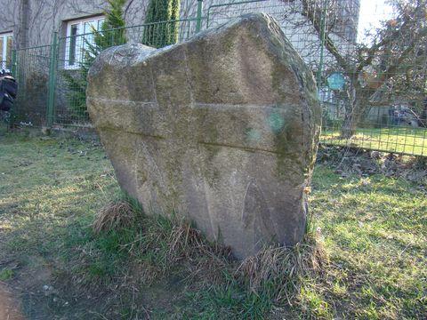 kámen v Bedřichově