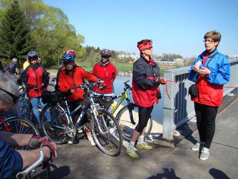 Iva Svobodová zahajuje cyklosezónu 2009