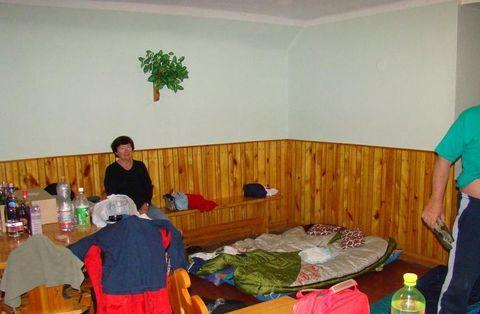 ubytování v Prapořisti
