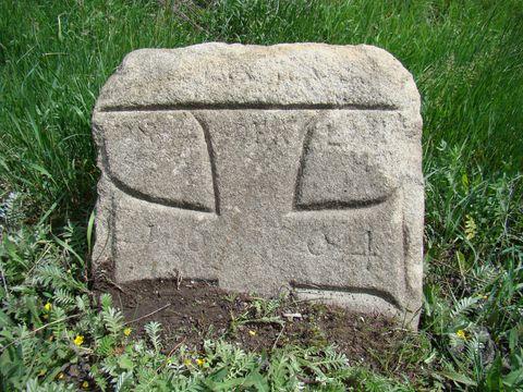 křízový kámen u Stoků je datován rokem 1604