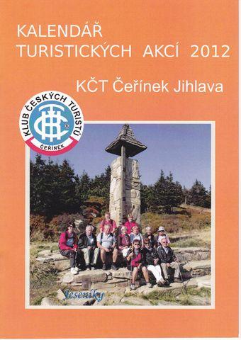kalendář odboru Čeřínek