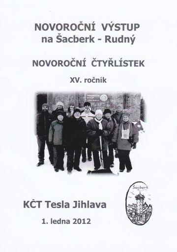 diplom pro účastníky novoročního výstupu na Šacberk