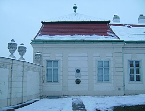 dům, kde bydlel Anton Bruckner - staženo z google