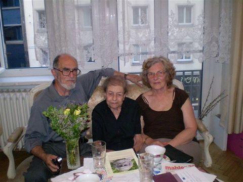 Henry Mahler a Alma Zsolnay