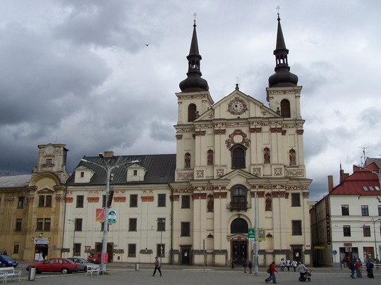 kostel sv. Ignáce